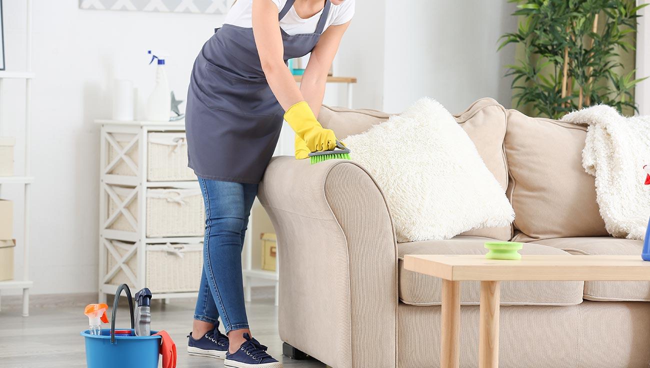 Limpeza anti alérgica
